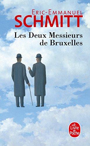 9782253000709: Les Deux messieurs de Bruxelles (Littérature & Documents)
