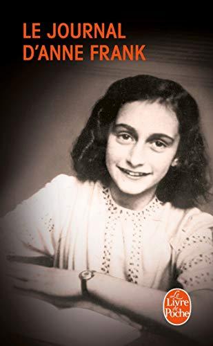 9782253001270: Journal De Anne Frank (Ldp Litterature) (French Edition)