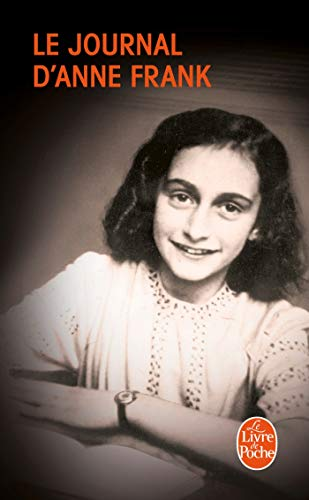 9782253001270: Journal De Anne Frank (Ldp Litterature) (French Edition)