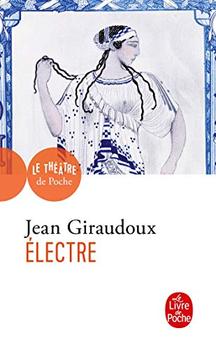 9782253001294: Electre (Ldp Theatre) (French Edition)