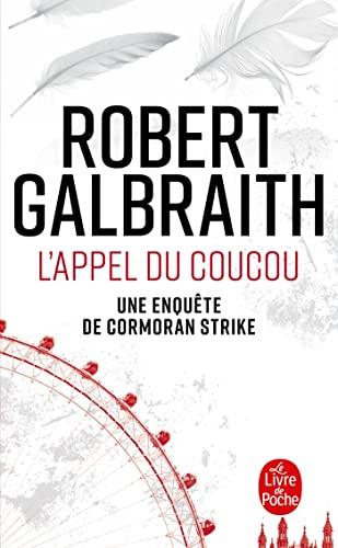 APPEL DU COUCOU (L'): GALBRAITH ROBERT