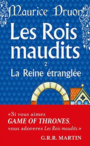 9782253003069: La Reine Etranglée- Les rois maudits 2