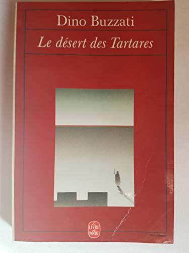 9782253003755: Le Désert des Tartares