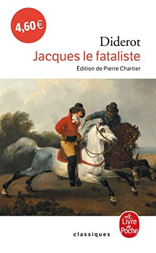 9782253004134: Jacques le fataliste (Classiques de Poche)