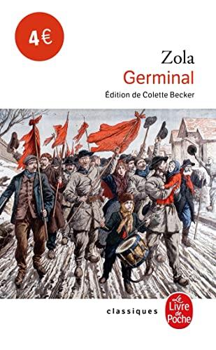 9782253004226: Les Rougon-Macquart, Tome 13 : Germinal (Le Livre de Poche)