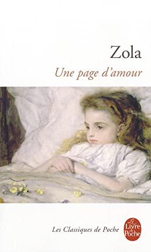 9782253004264: Une Page D Amour (Le Livre de Poche)