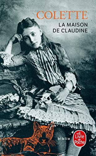 9782253004288: La maison de Claudine (Le Livre de Poche)