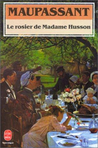 9782253004318: Le Rosier de madame Husson