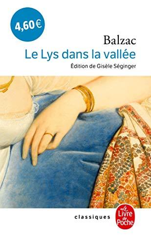 9782253004448: Le Lys dans la vallée: Roman (Le Livre de Poche)