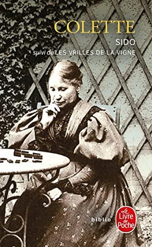 9782253005230: Sido Les Vrilles de La Vigne (Ldp Litterature) (French Edition)