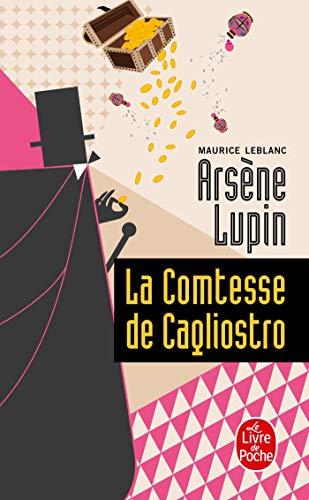 9782253005292: La Comtesse de Cagliostro (Ldp Policiers) (French Edition)