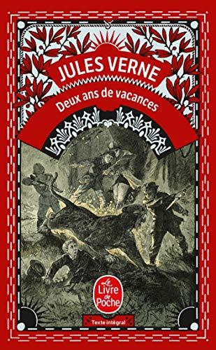 Deux ans de vacances Verne, Jules - Verne, Jules