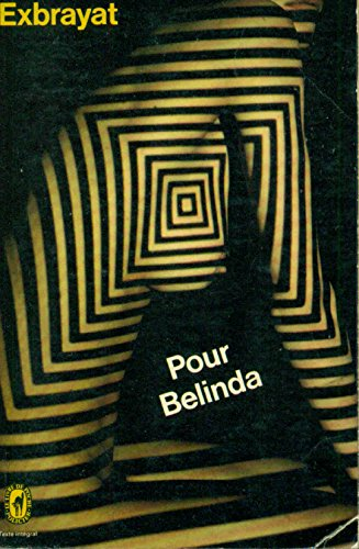 9782253005384: Pour Belinda