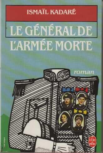 9782253005414: Le general de l'armée morte