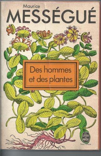 9782253005568: Des hommes et des plantes