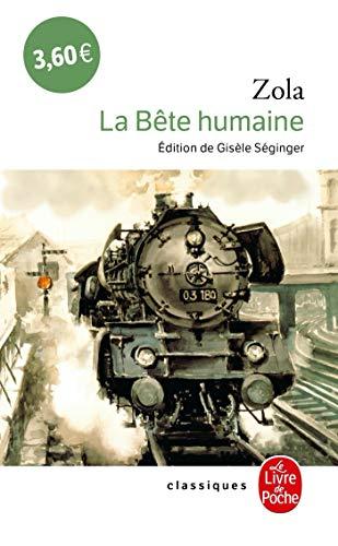 9782253005575: La Bete Humaine (Le Livre de Poche)