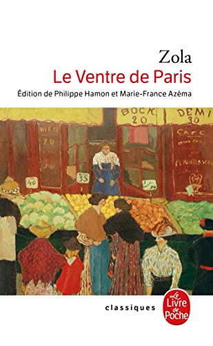 9782253005629: Les Rougon-Macquart, Tome 3 : Le Ventre de Paris