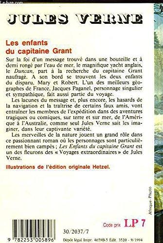 Les Enfants du Capitaine Grant, tome 2: Verne, Jules