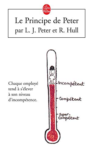 9782253005933: Le Principe De Peter (French Edition)