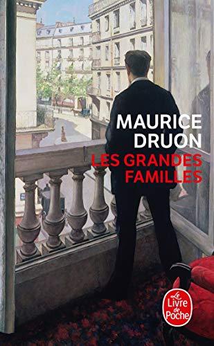 9782253006145: Les Grandes Familles (Littérature & Documents)