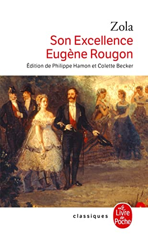 9782253006282: Les Rougon-Macquart, Tome 6 : Son Excellence Eugène Rougon (Classiques de Poche)