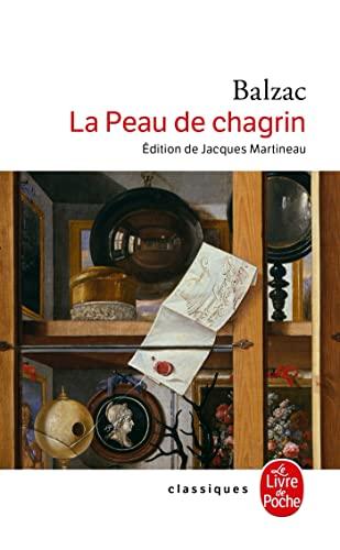 9782253006305: La Peau De Chagrin (Le Livre de Poche)