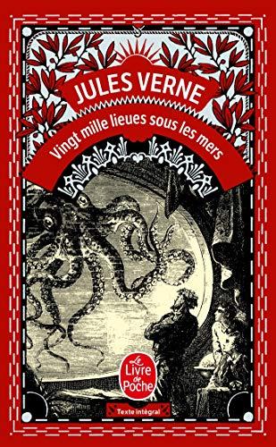 9782253006329: Vingt Mille Lieues Sous Les Mers (Ldp Classiques) (French Edition)