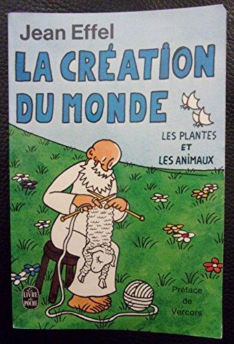 La création du monde : les plantes: Jean Effel
