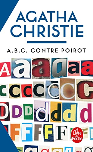 9782253009276: ABC Contre Poirot (Ldp Christie) (English and French Edition)