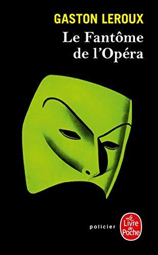 9782253009504: Le fantôme de l'Opéra
