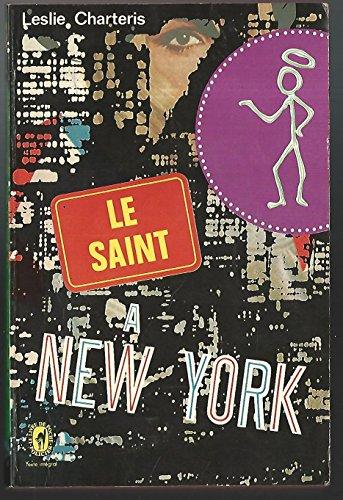 9782253009580: Le Saint a New-York