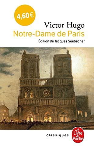 9782253009689: Notre-Dame de Paris (Ldp Classiques) (English and French Edition)