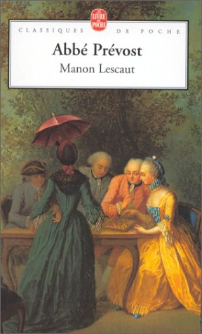 9782253009849: Manon Lescaut (French Edition)