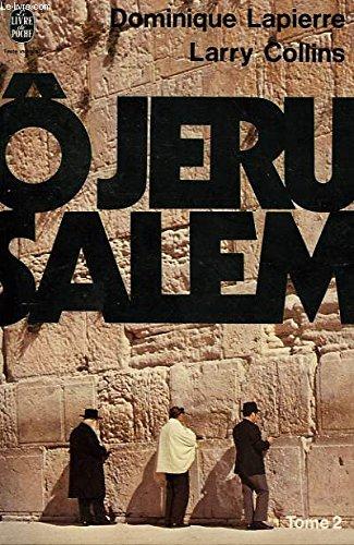 9782253009887: O jerusalem (tome 2)