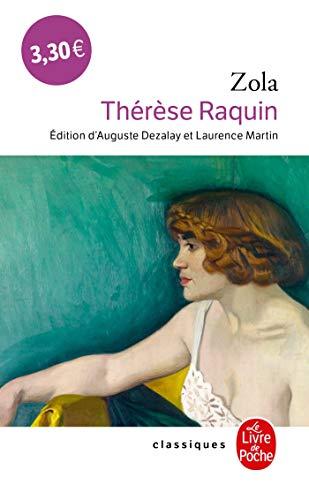 9782253010074: Thérèse Raquin (Le Livre de Poche)