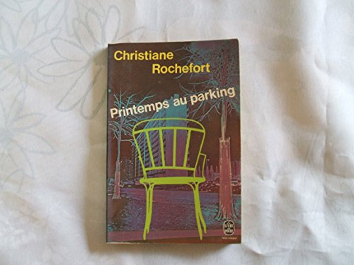 9782253010142: Printemps au parking (Ldp Littérature)