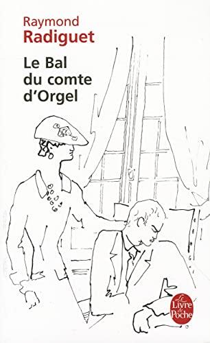 9782253010289: Le Bal du comte d'Orgel