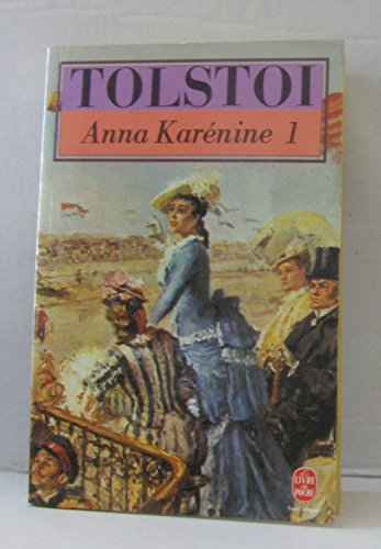 Anna karenine t1: Tolstoi-L