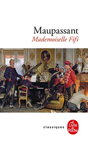 Mademoiselle Fifi (French Edition): Guy de Maupassant