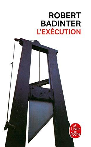 9782253011224: L'Execution (Le Livre de Poche)