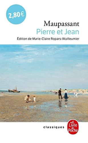 9782253012351: Pierre et Jean (Classiques de Poche)