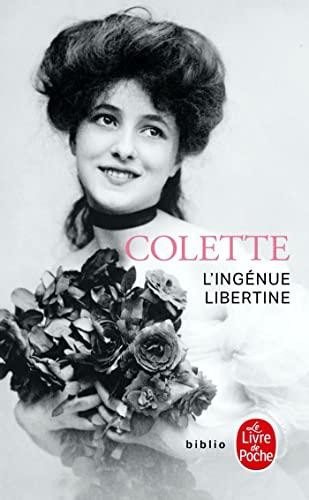 11.l'ingenue libertine/lp6: Colette