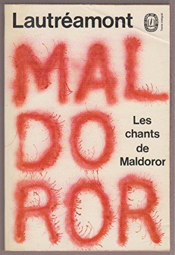 9782253013556: Les chants de maldoror