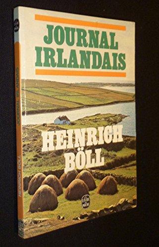 9782253013587: Journal irlandais (Le Livre de poche)