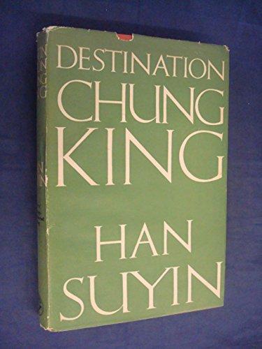 9782253014638: Destination tchoungking