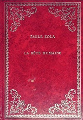9782253014805: La Bête humaine (Collection Prestige du livre)