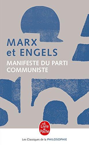 9782253014911: Manifeste Du Parti Communiste (Ldp Class.Philo)