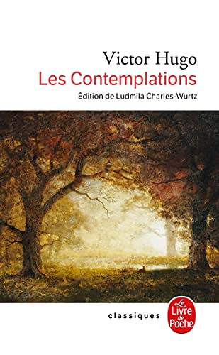 9782253014997: Les Contemplations (French Edition)