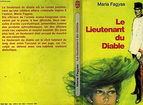 9782253015581: Le Lieutenant Du Diable
