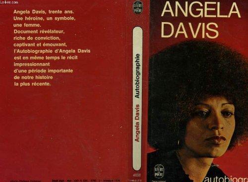 Autobiographie (Le Livre de poche): Angela Davis
